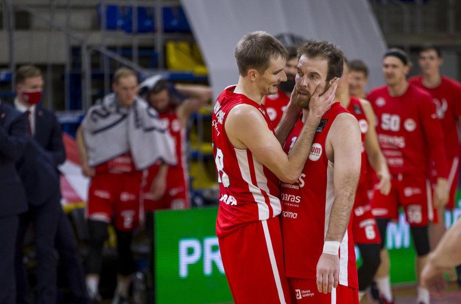Vaidas Kariniauskas ir Martynas Gecevičius