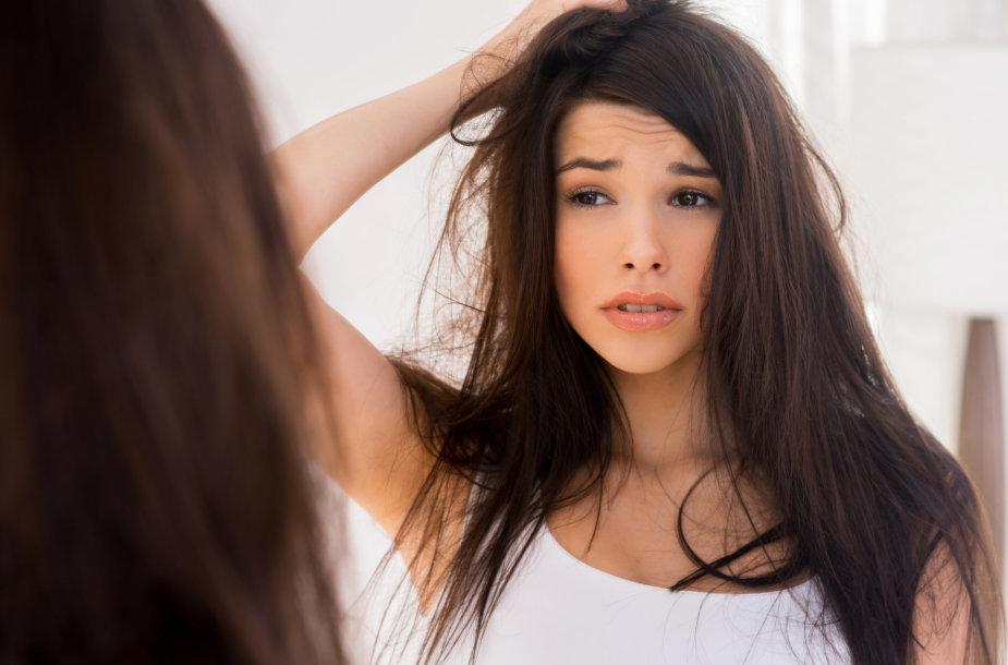 Nepaklusnūs plaukai