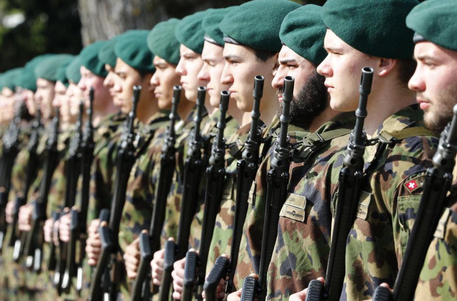 Šveicarijos ginkluotosios pajėgos