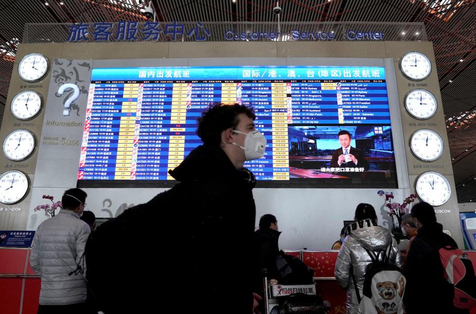 Pekino oro uostas