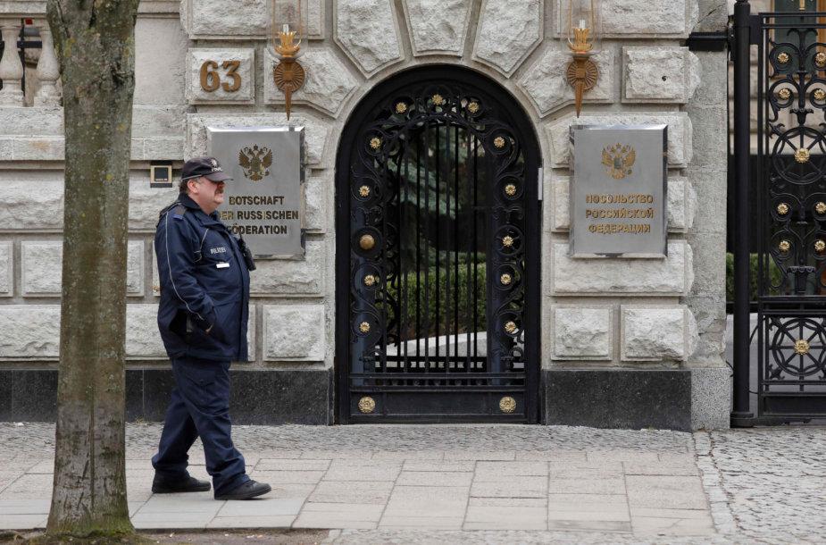 Rusijos ambasada Berlyne