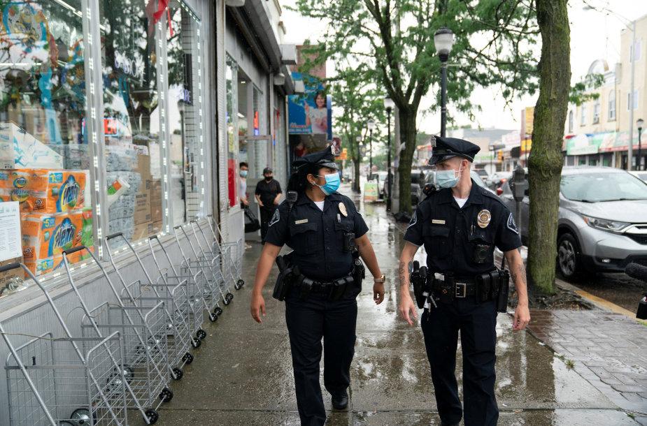 Naujojo Džersio policija