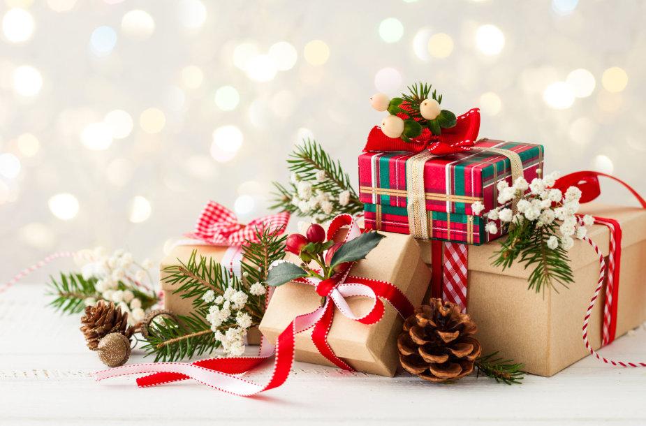 Kalėdų dovanos