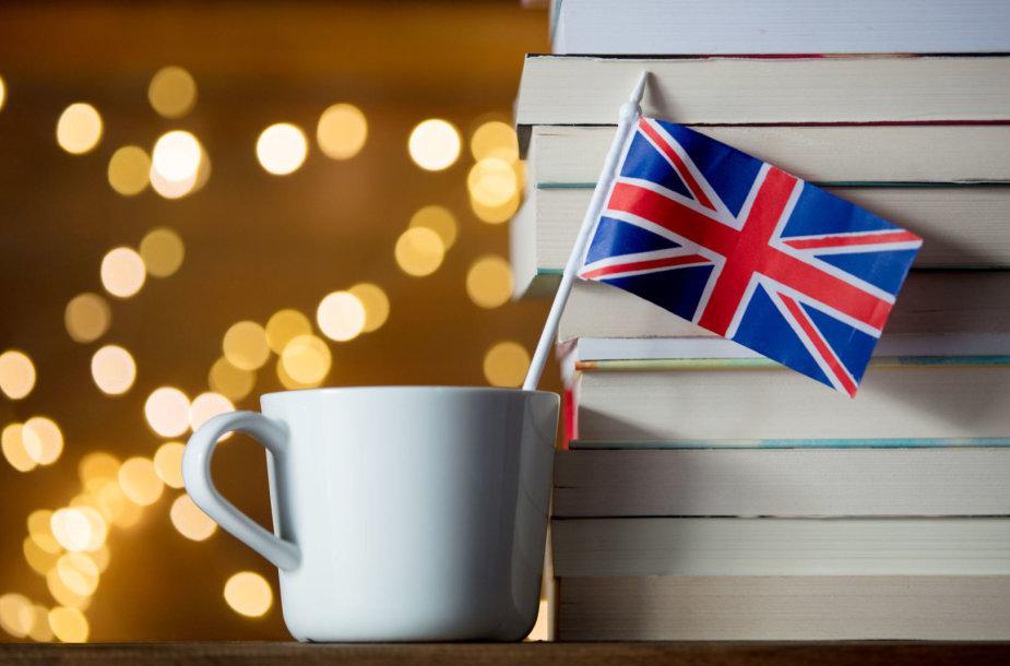 Britų literatūra