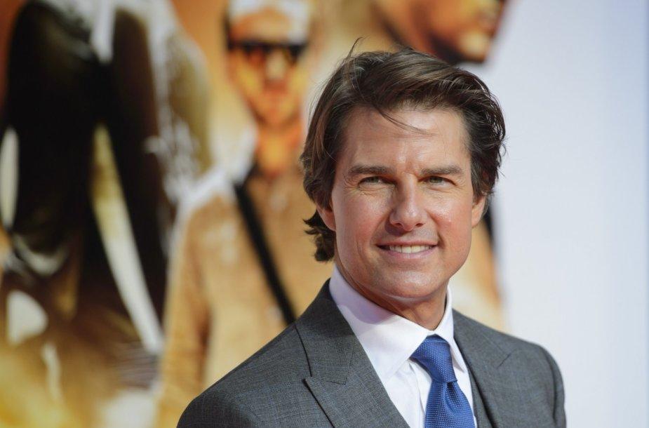 Tomas Cruise'as – 40 mln. JAV dolerių