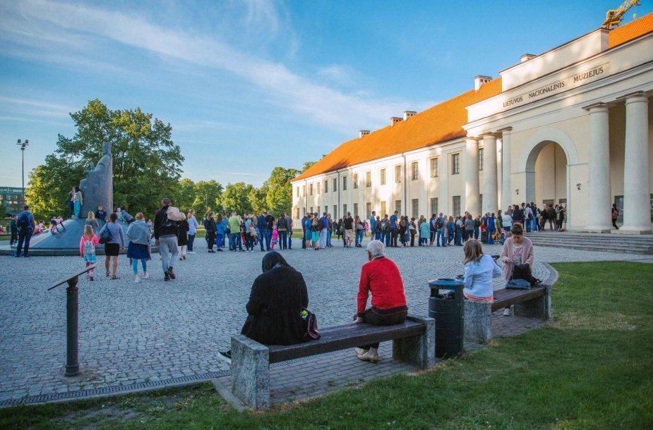 Vilniuje – Muziejų naktis