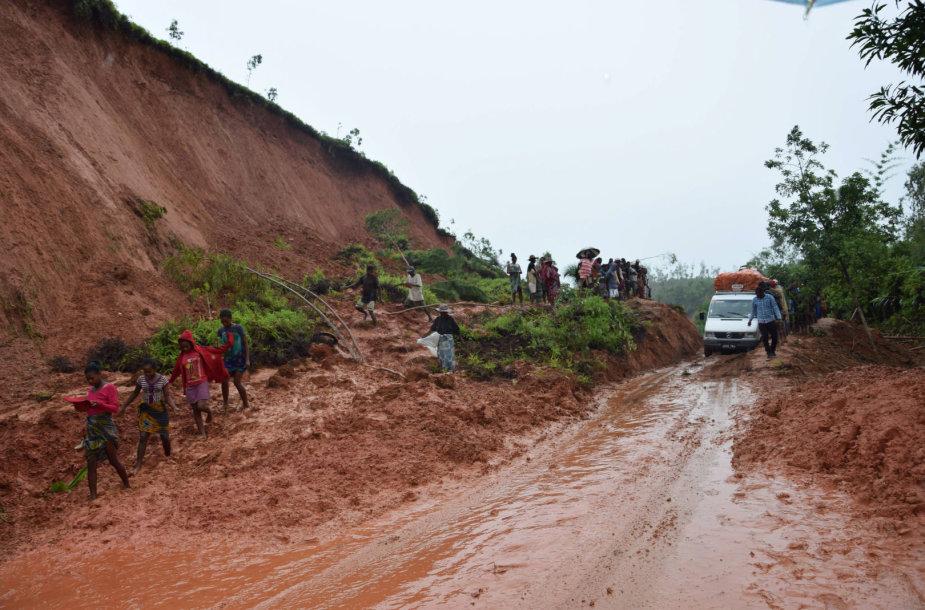 Audra Madagaskare