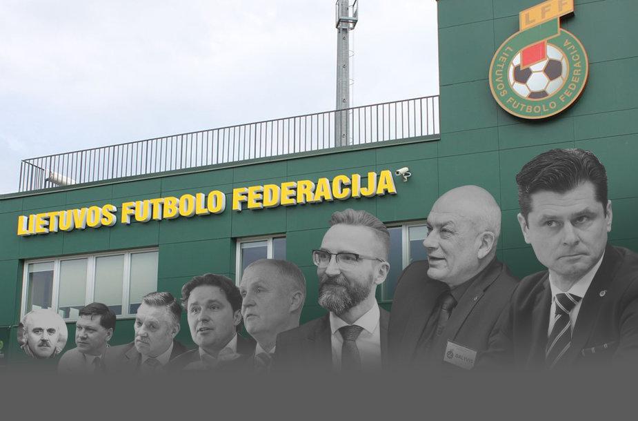 LFF prezidentai