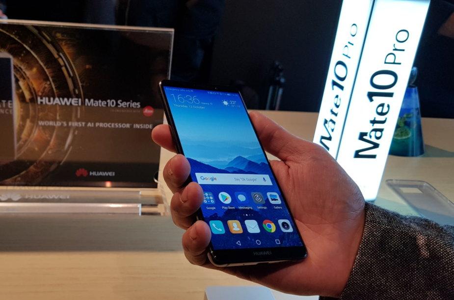 """""""Huawei Mate 10"""""""