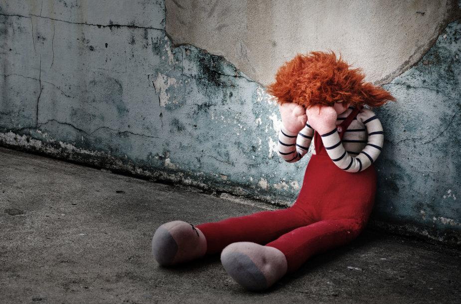 Vaikystės trauma