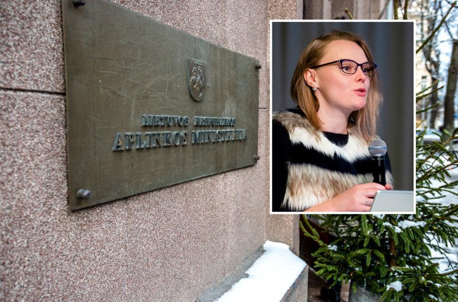 Į aplinkos ministres teikiama teisingumo viceministrė, LSDDP narė Irma Gudžiūnaitė