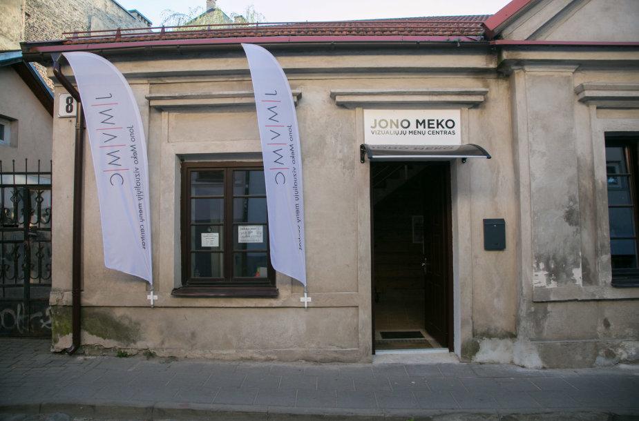 """J.Meko projekto """"365 Dienos"""" atidarymas"""
