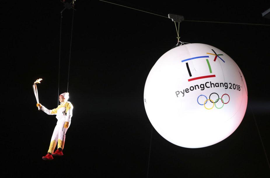 Pjongčango žiemos olimpinės žaidynės