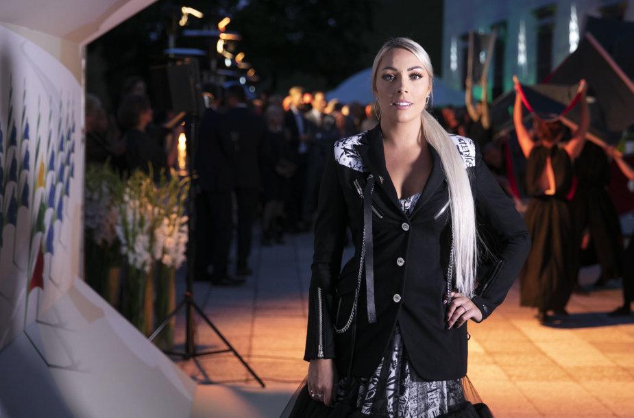 LRT televizijos sezono atidarymo šventės akimirka