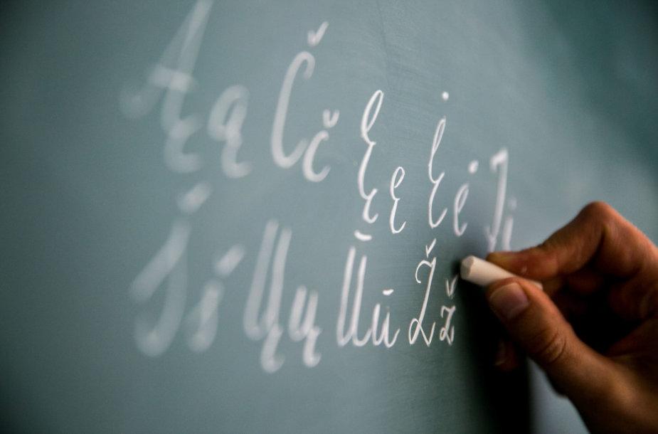Lietuvių kalbos ženklai