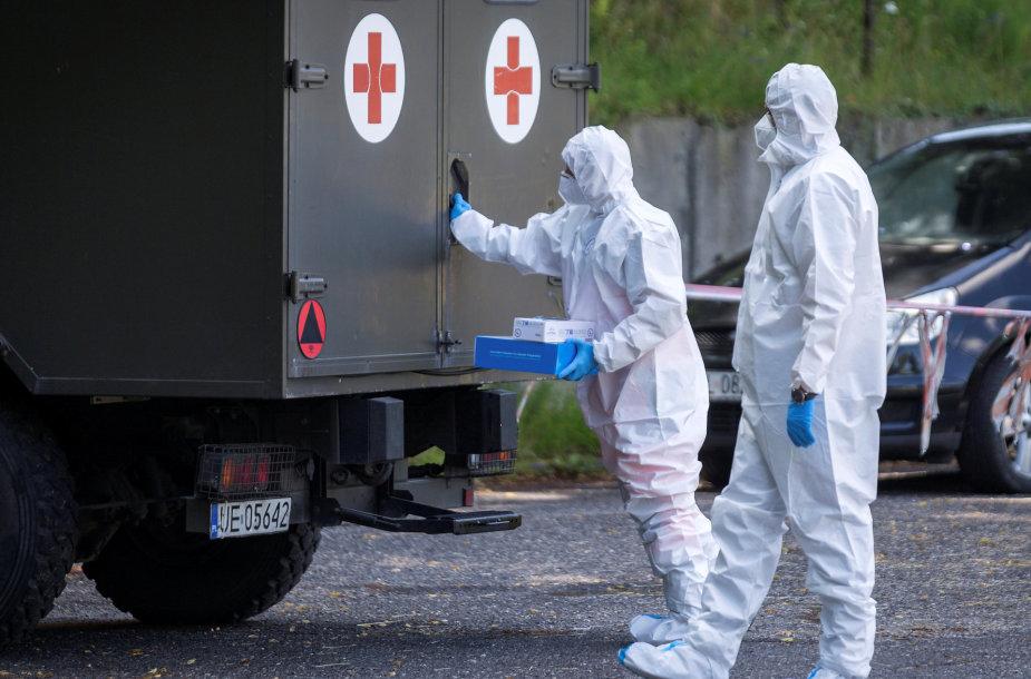Koronavirusas Lenkijoje