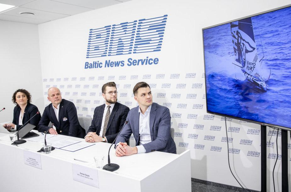 Raimundas Daubaras, Lukas Savickas, Domas Dargis