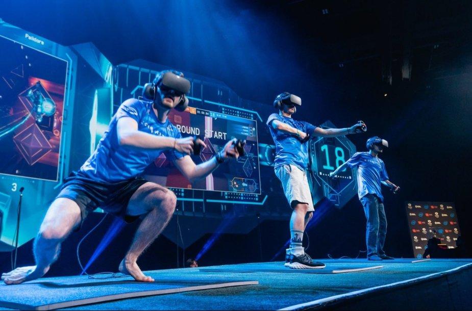 Rungtynės VR lygoje
