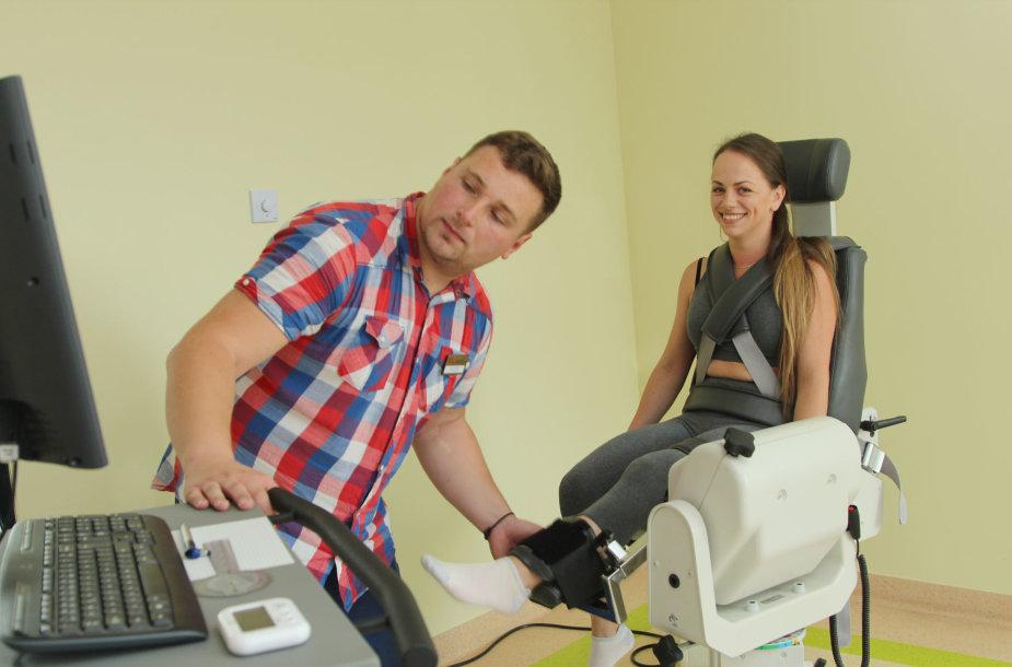 """I. Puzaraitė-Žvagulienė pasidalino gydytojų verdiktu: """"Reikės remonto"""""""