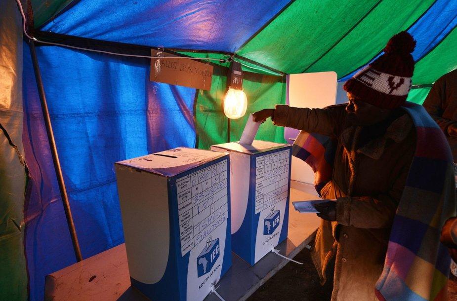 Savivaldos rinkimai Pietų Afrikos Respublikoje