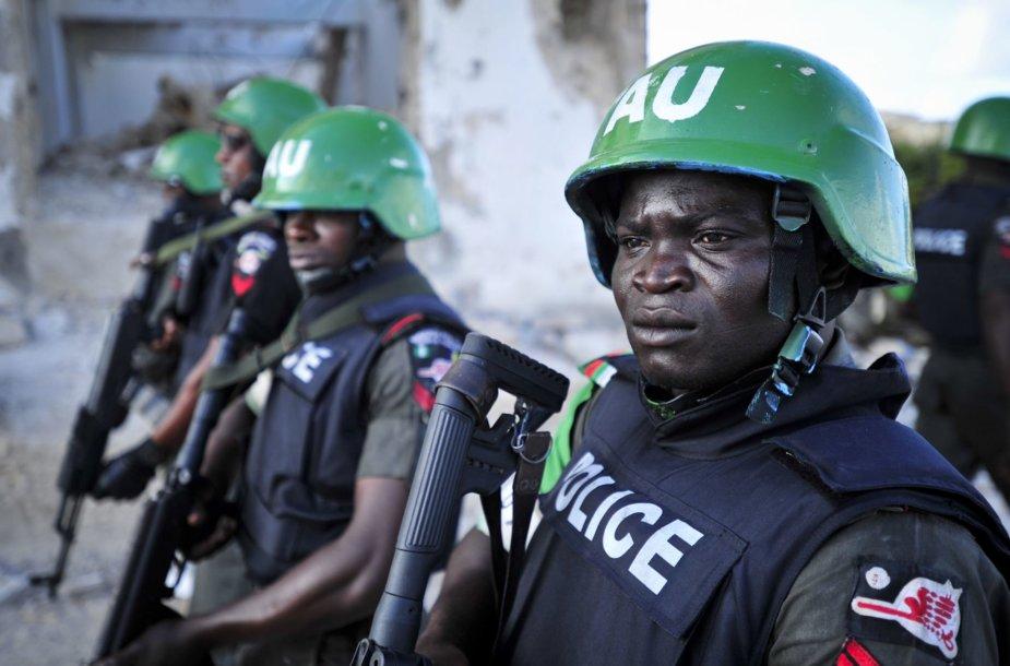 Nigerijos policija