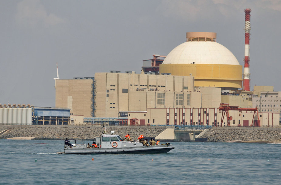 Kudankulamo atominė elektrinė