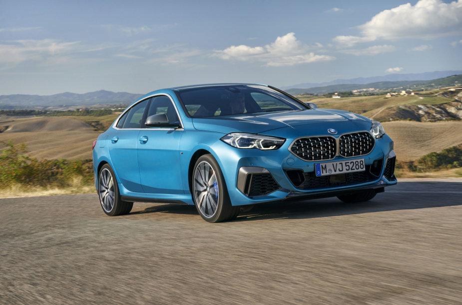 """BMW 2 Gran Coupe"""