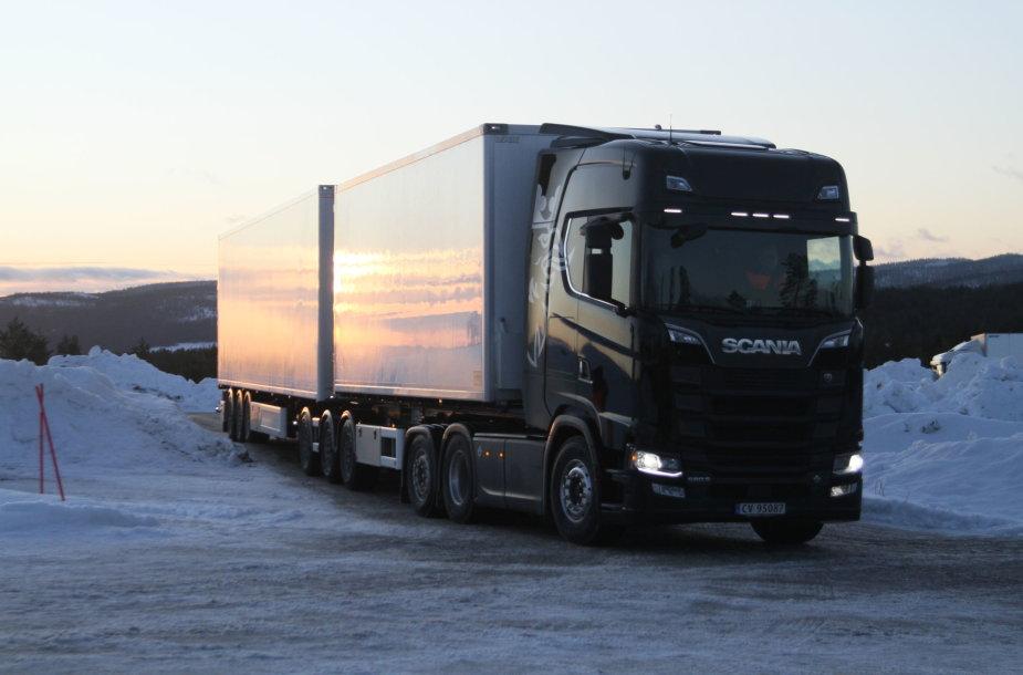 """Scania winter 2020"""