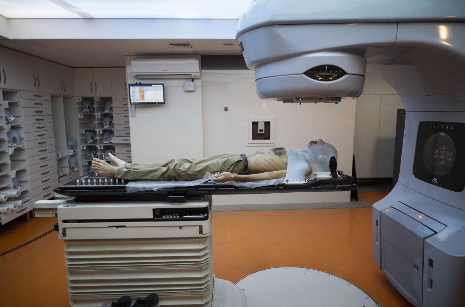 Radioterapinis gydymas