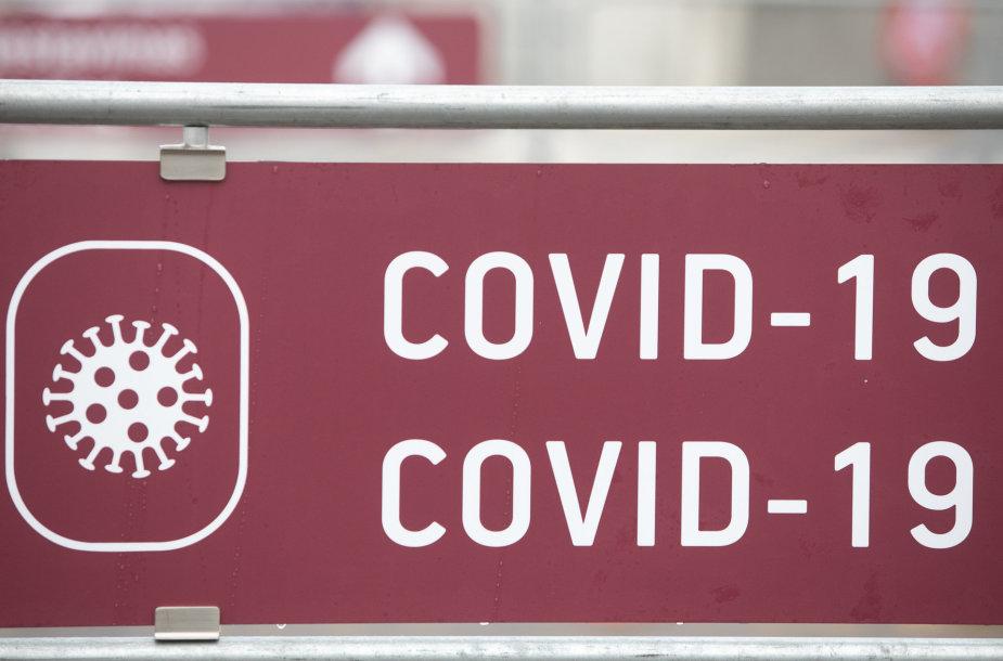Keleivių COVID-19 testavimo paslaugos
