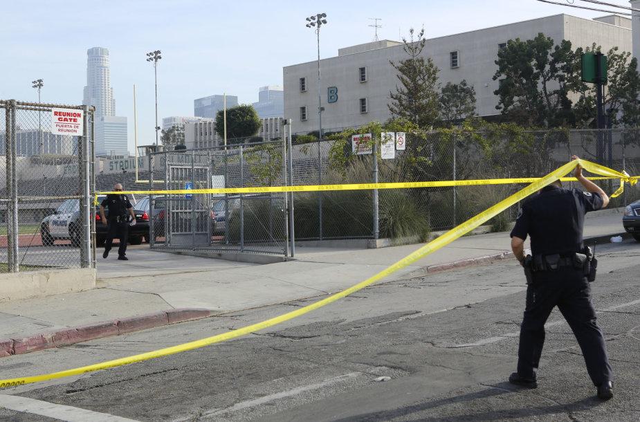 Šaudynės Los Andželo mokykloje