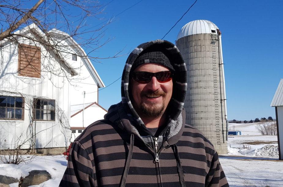 Lietuviškas ūkis Minesotoje