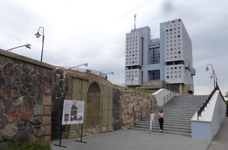 Kelionė Kaliningrade