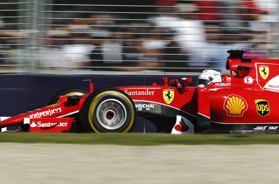 """Formulės-1"" lenktynės Australijoje"