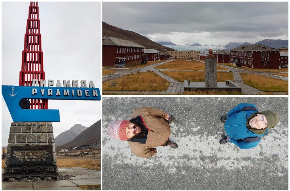 Lietuvių nuotykiai Svalbarde: apleistas sovietinis miestas Piramidė