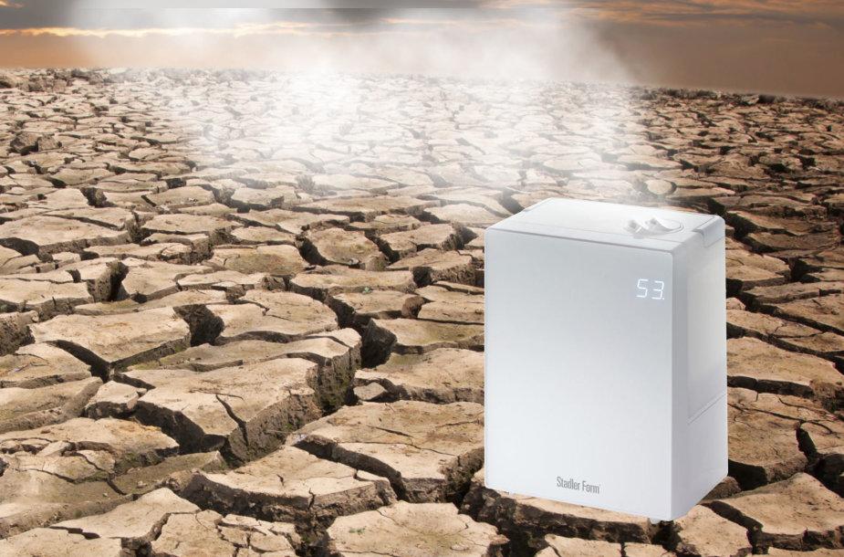 Prasta savijauta žiemos metu – dažna sauso oro pasekmė. Kaip pasirinkti oro drėkintuvą?