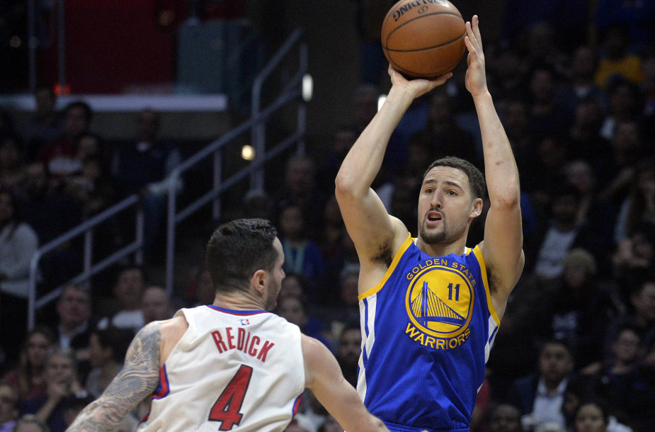 Klay Thompsonas