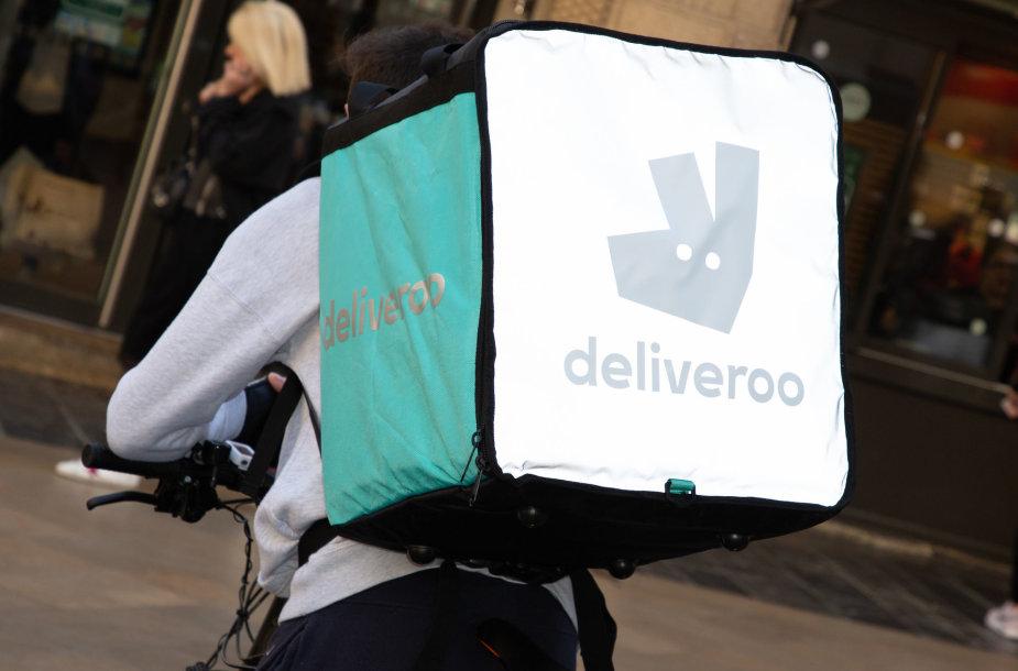 """""""Deliveroo"""""""