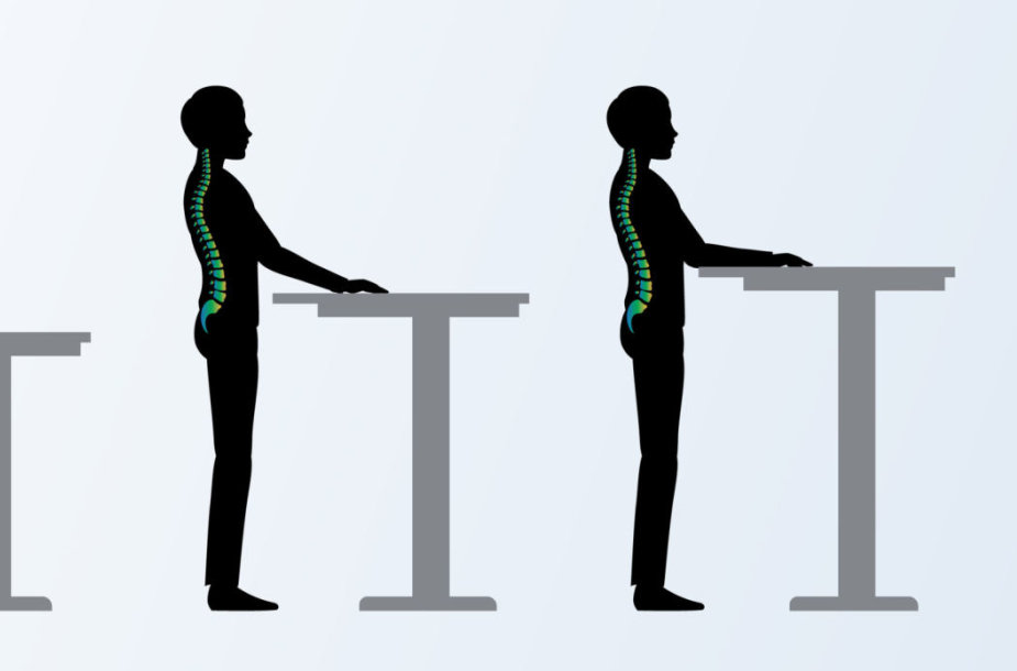 Darbo biure ergonomika