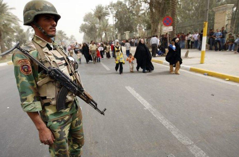 Bagdade neramu.