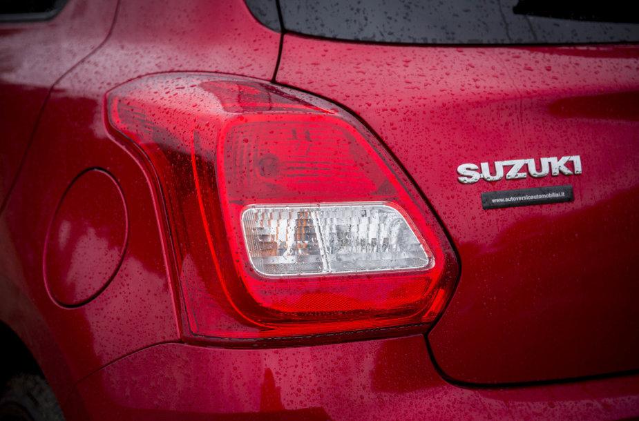 """""""Suzuki Swift"""""""