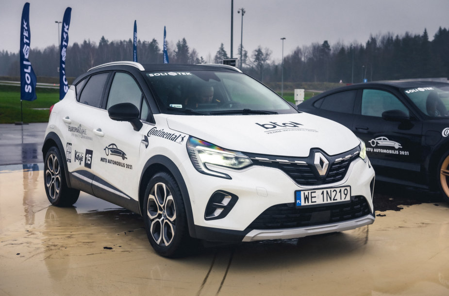 """Renault Captur E-TECH Plug-In Hybrid"""