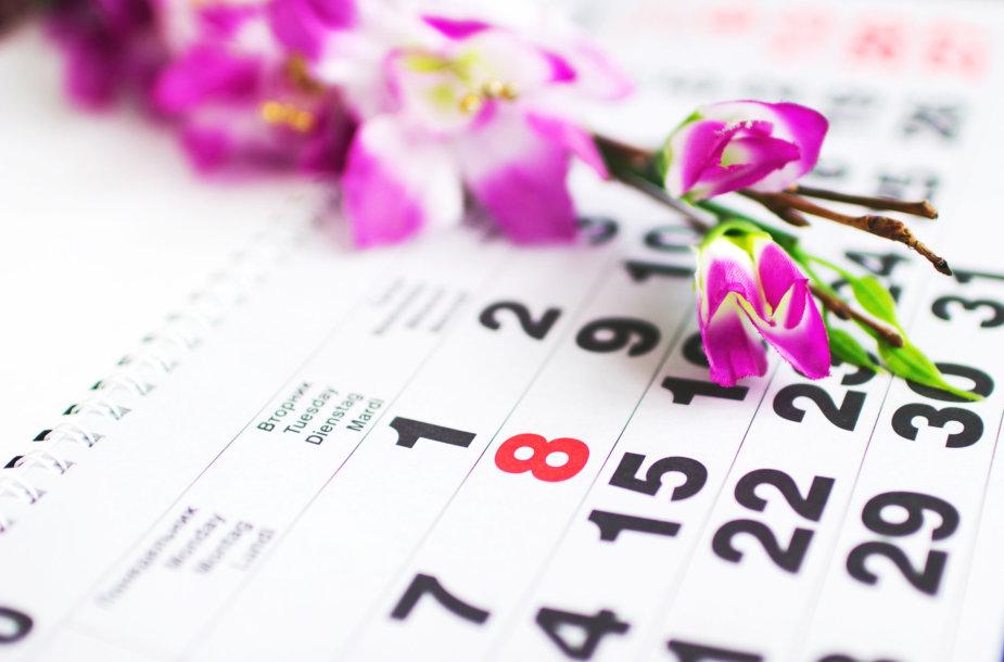 Kalendorius.