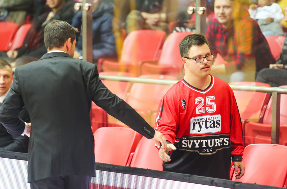 """LKL: """"Lietuvos rytas"""" – """"Šiauliai"""""""