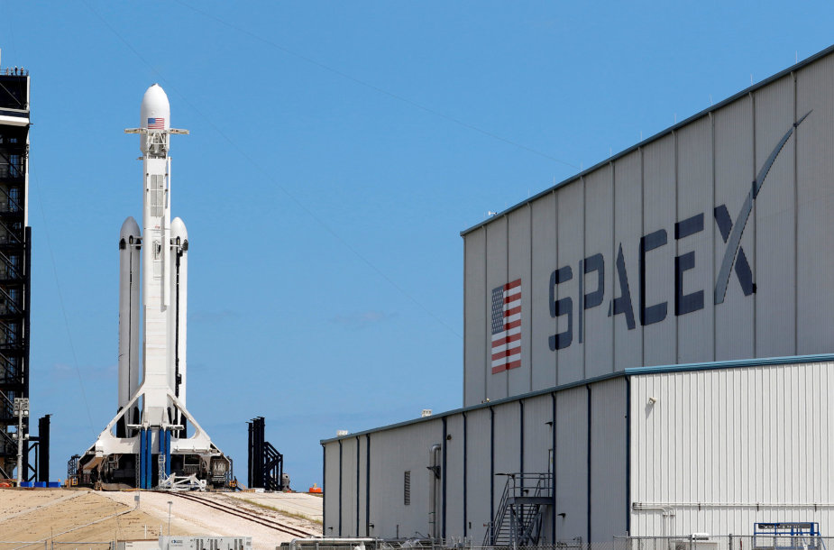 """""""SpaceX"""""""