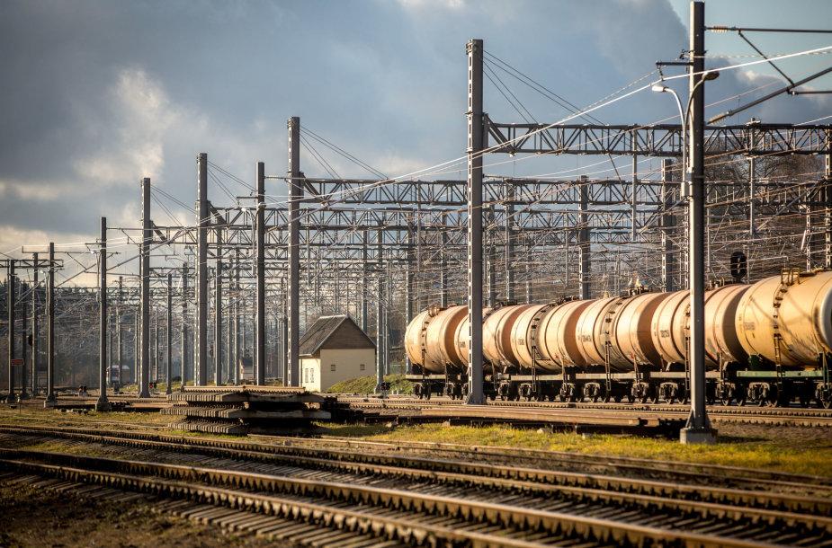 Naujosios Vilnios geležinkelio stotis