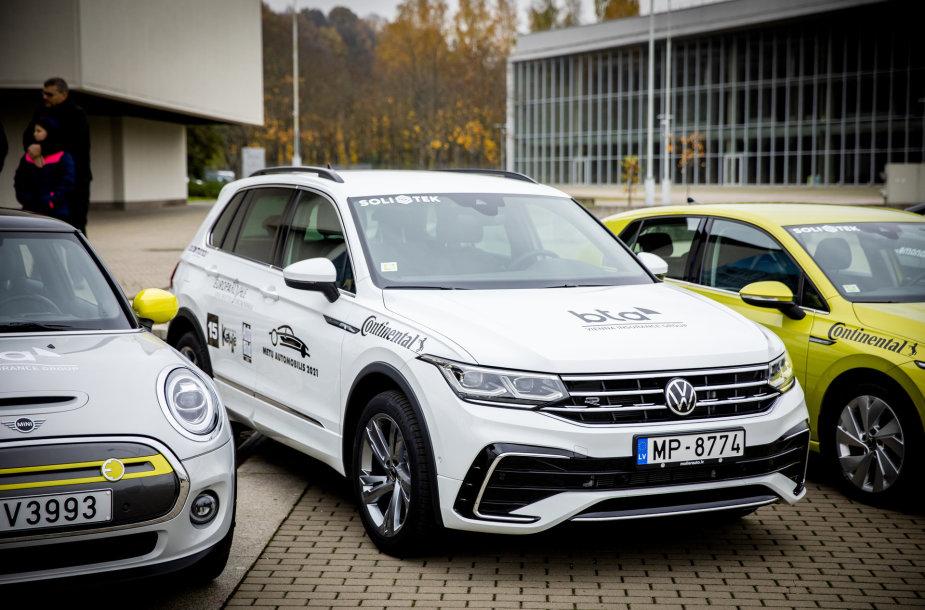 "Startavo konkuras ""Lietuvos metų automobilis 2021"""