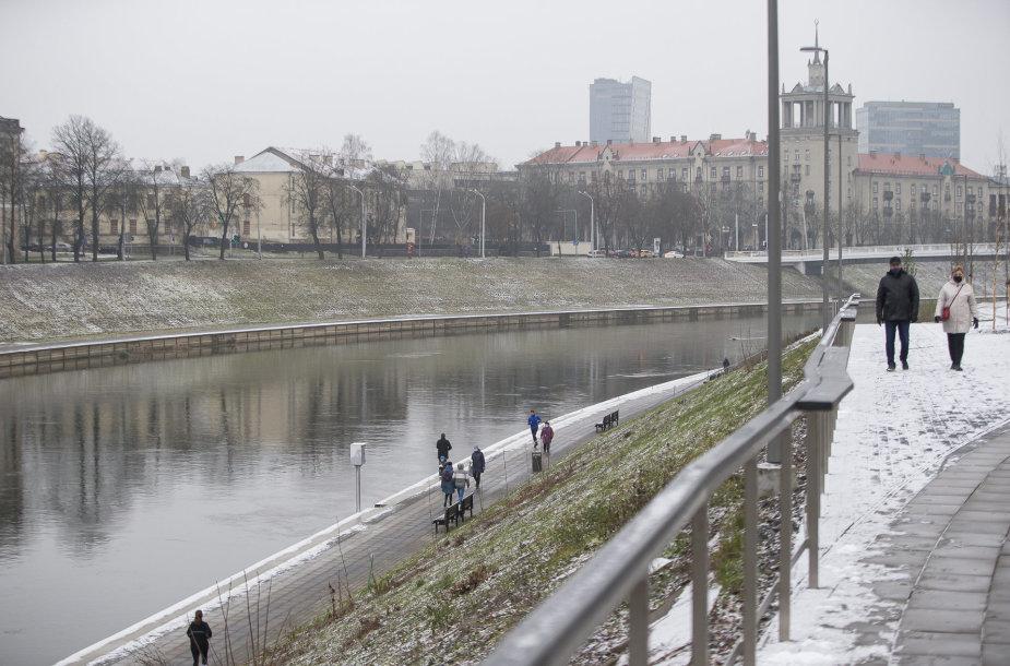 Savaitgalio popietė Vilniuje