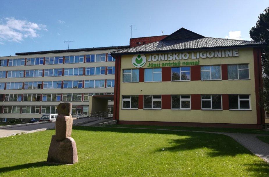 Joniškio ligoninė
