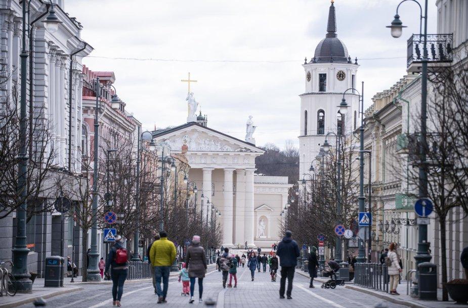Šv. Velykų popietė sostinės centre